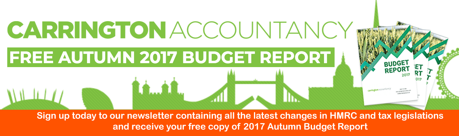 Free Autumn 2017 Budget Report