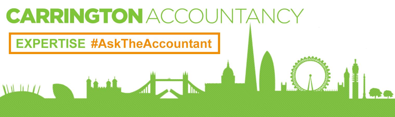 Carrington Accountancy Ask the Expert