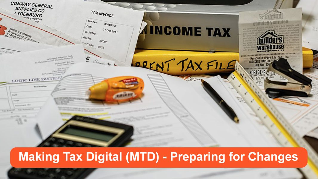 What is Making Tax Digital (MTD)? Carrington Accountancy preparing you for the changes