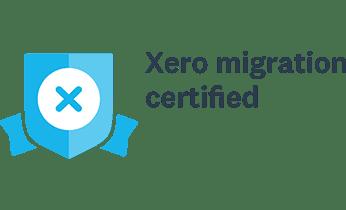 XERO Migration Certified