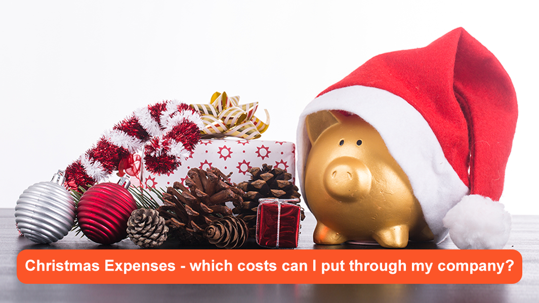 Christmas Expenses - which costs can I put through my company?
