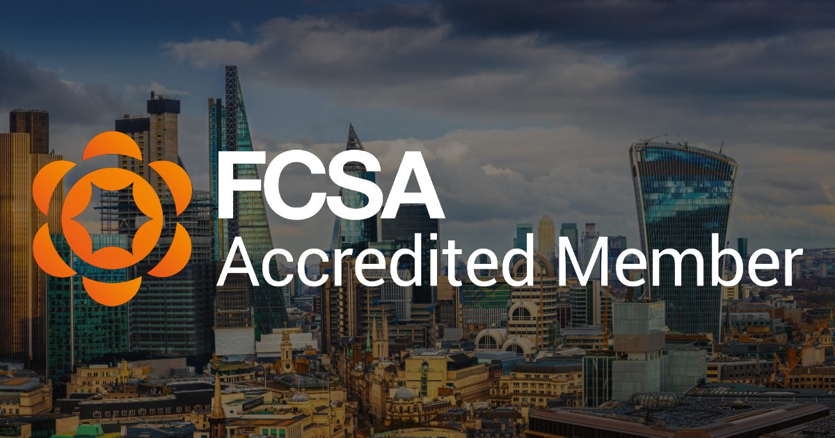 Press release - Carrington becomes latest FCSA Accredited Member