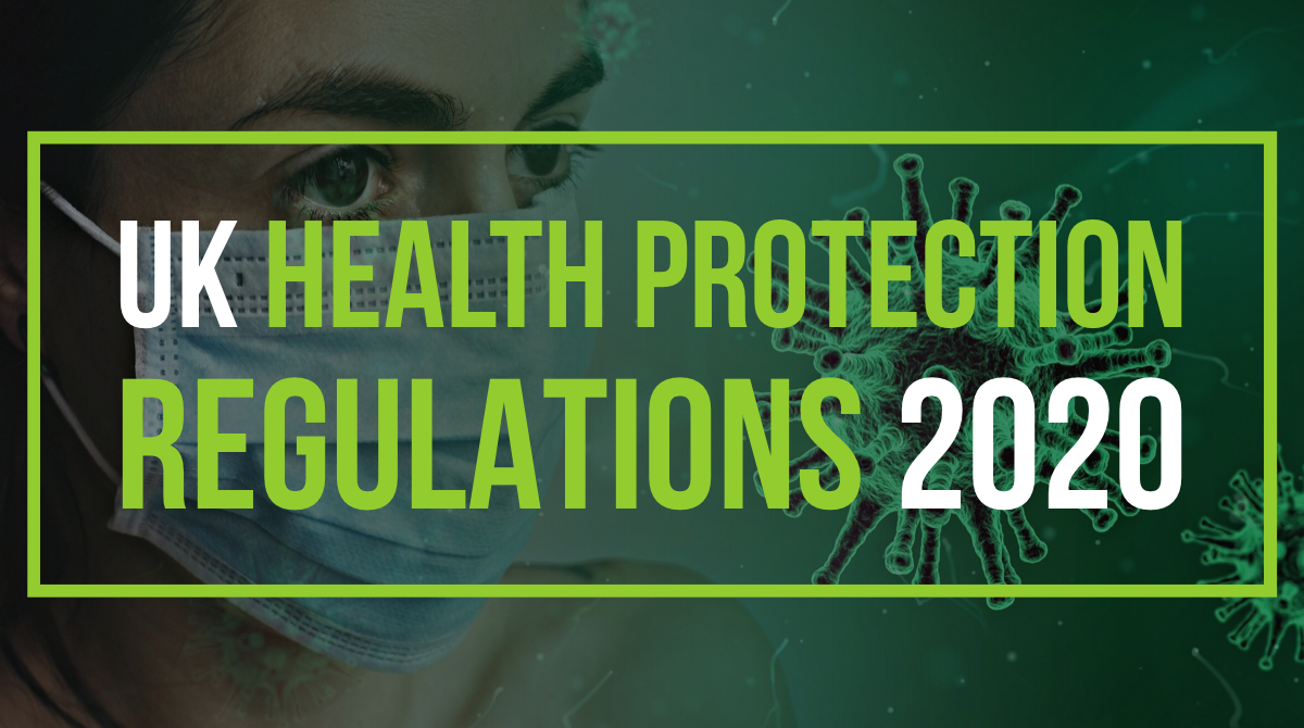 UK Health Protection Regulations 2020